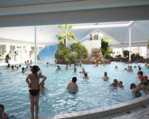 Camping met zwembad Leistert